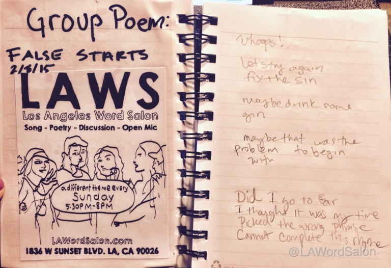 group poem