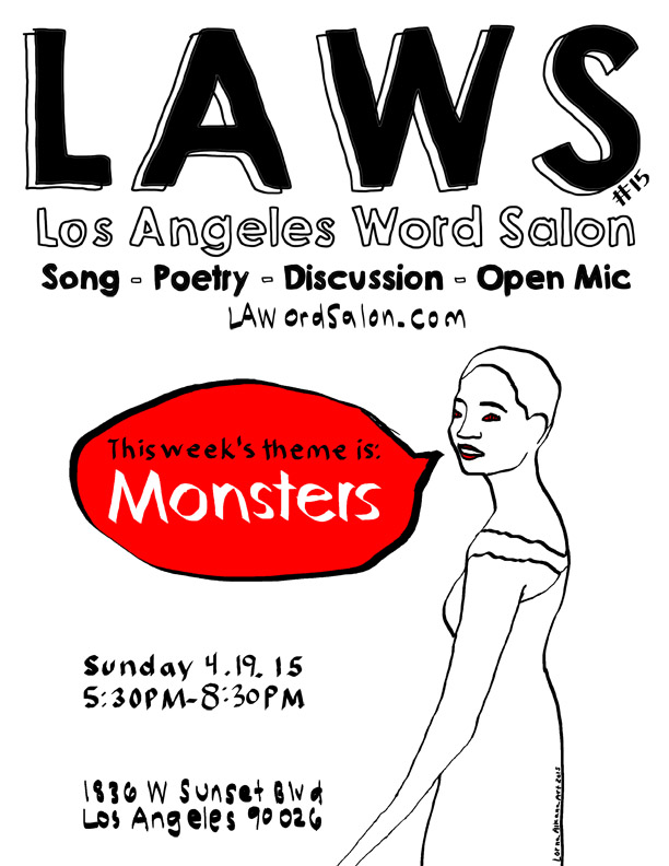 laws flyer monsters number 15w