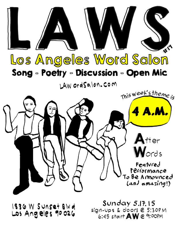 4am laws flyer w