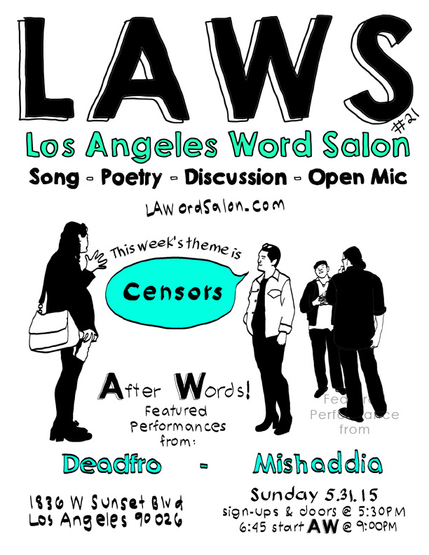 censors flyer lawordsalon w