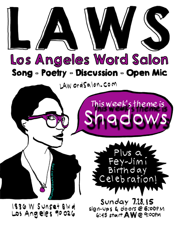 shadows flyer