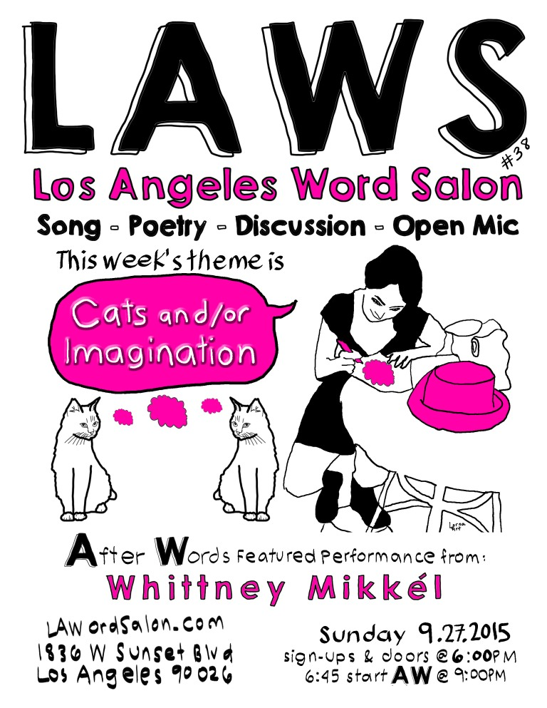 lawordsalon cats and or imagination