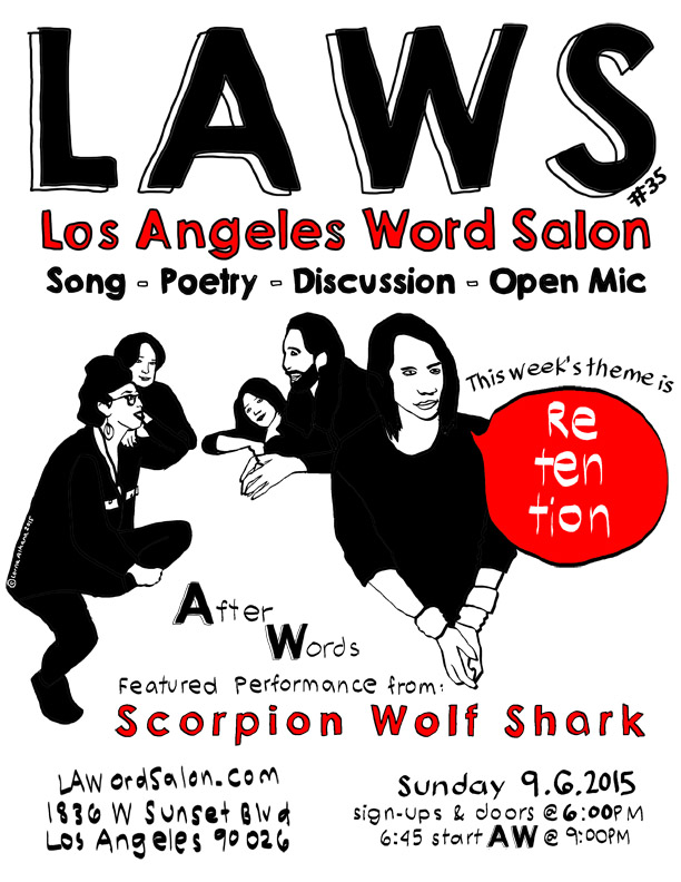 LAWordSalon Retention Flyer