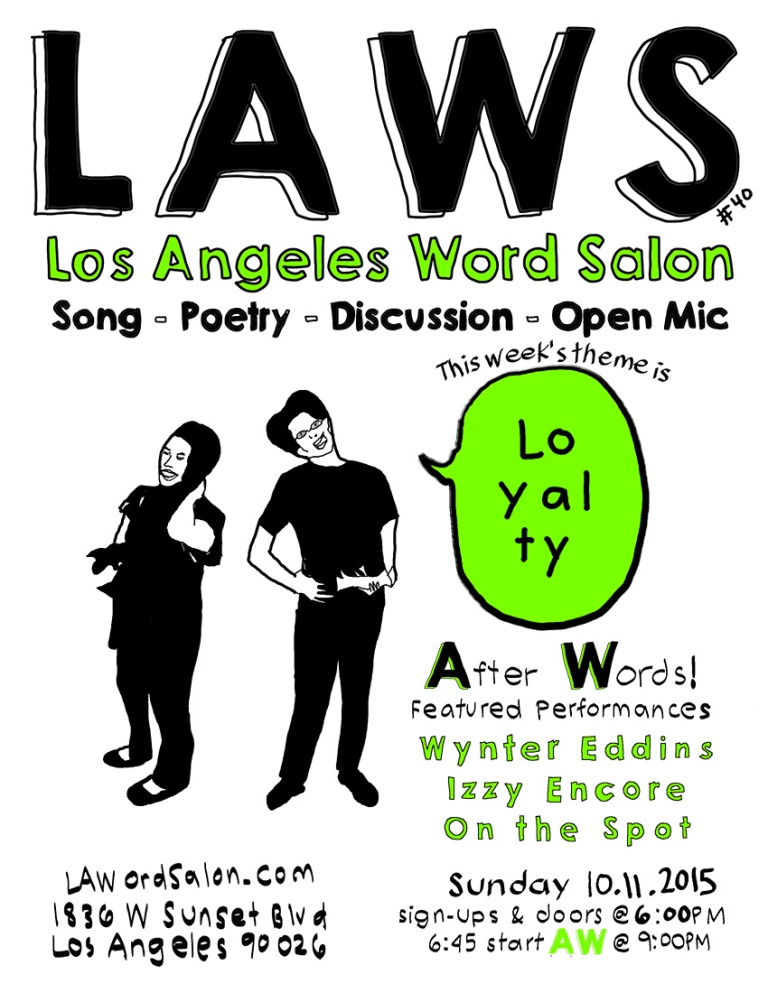 loyalty lawordsalon flyer w