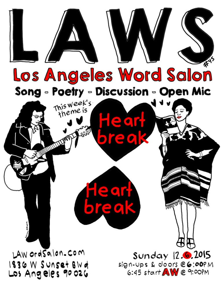 lawordsalon heartbreak flyer w
