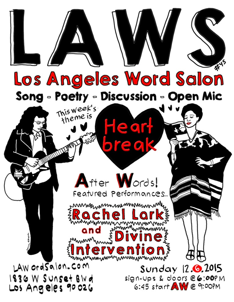 lawordsalon heartbreak