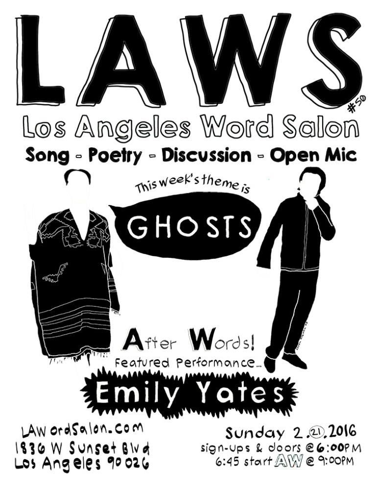 lawordsalon ghosts flyer w